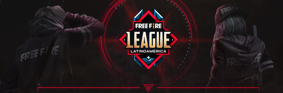 liga de free fire latinoamerica