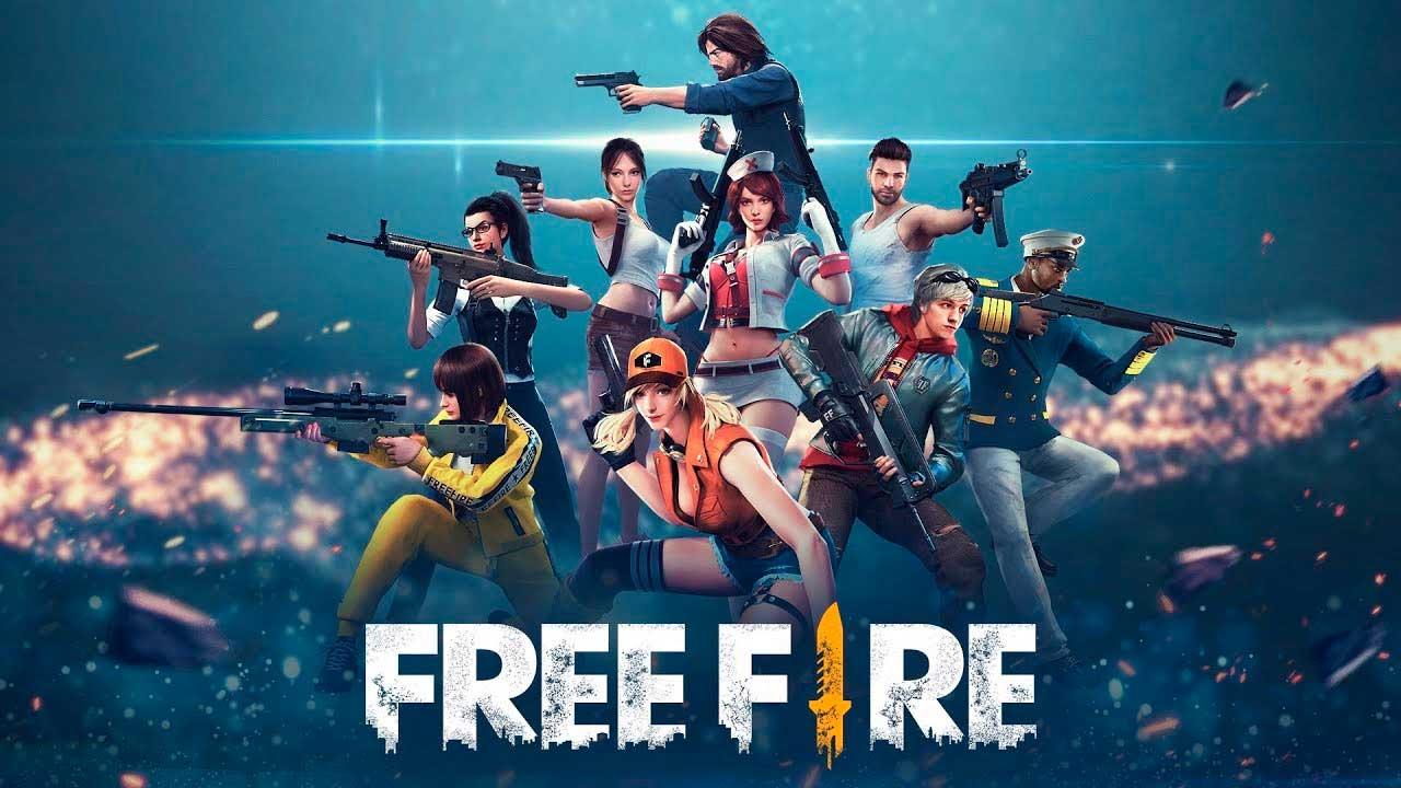 free fire actualización