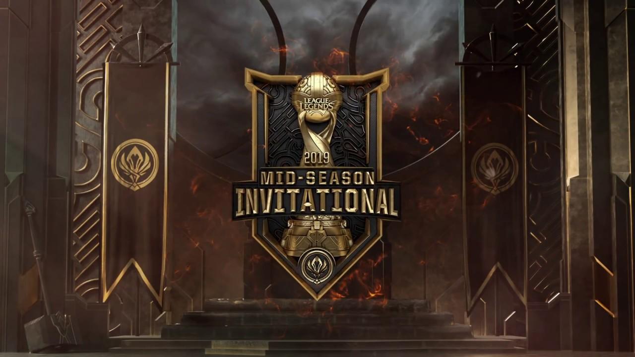 lol mid season invitational 2020