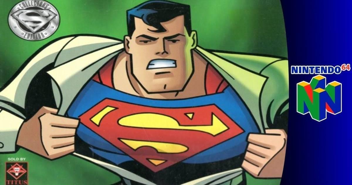 gamer ha jugado 300 veces superman 64