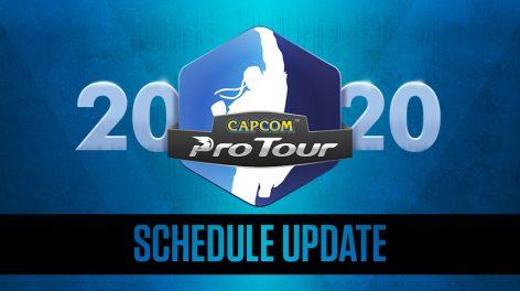 capcom pro tour 2020 calendario