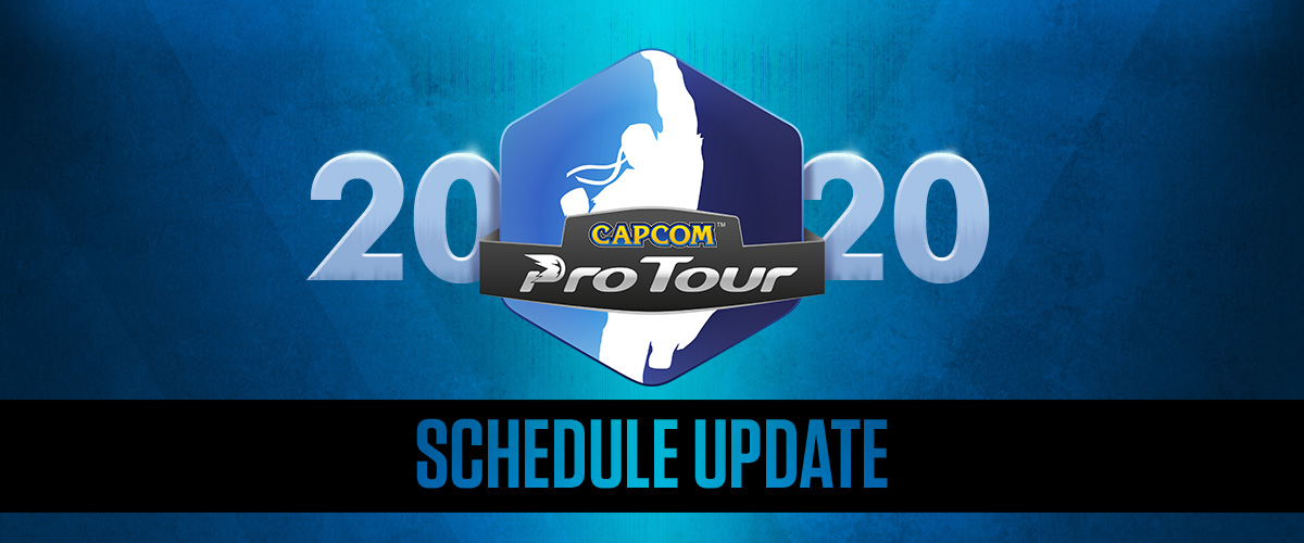 capcom pro tour 2020 calendario