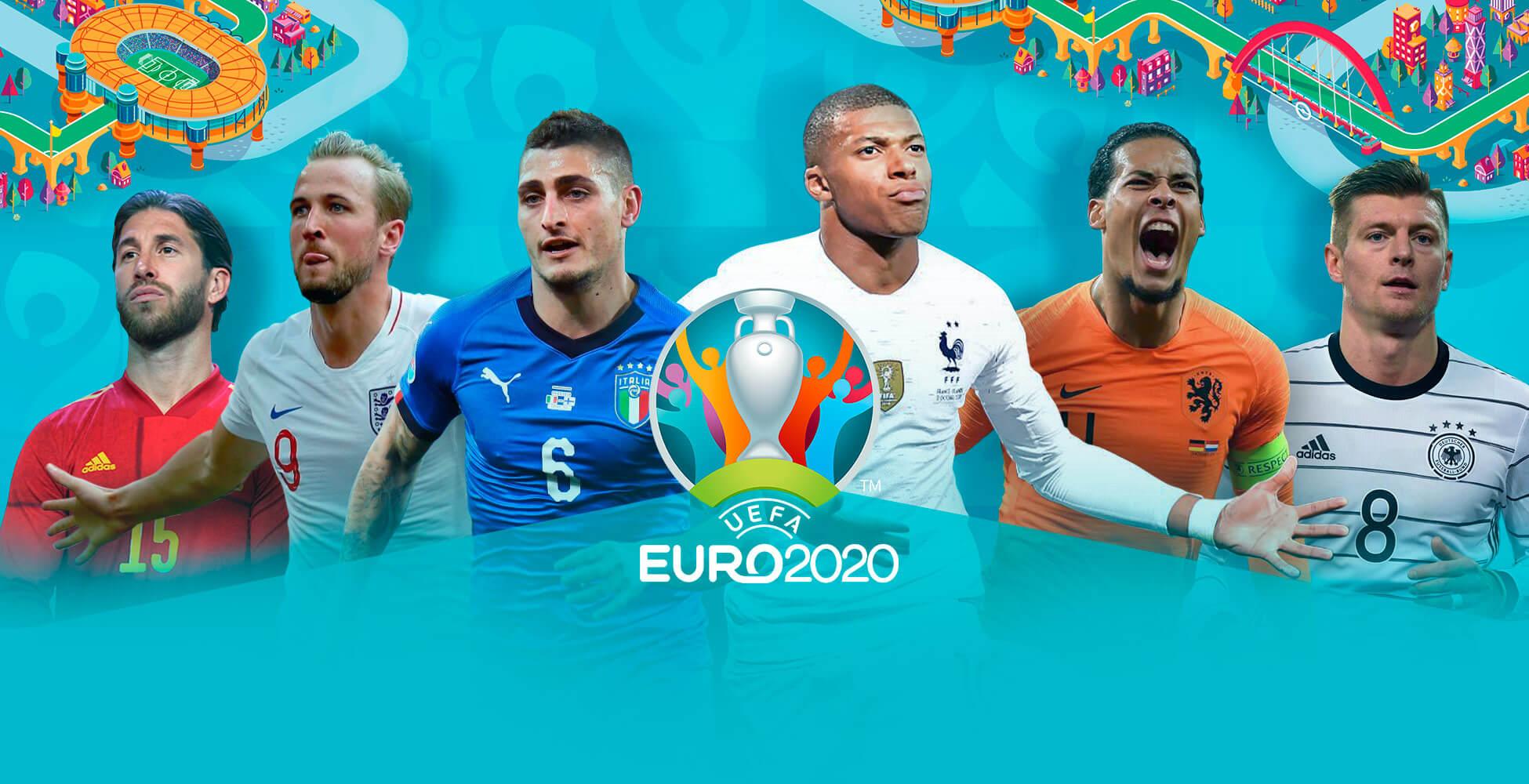 la euro 2020 llega a PES