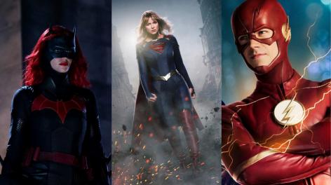 series de superheroes