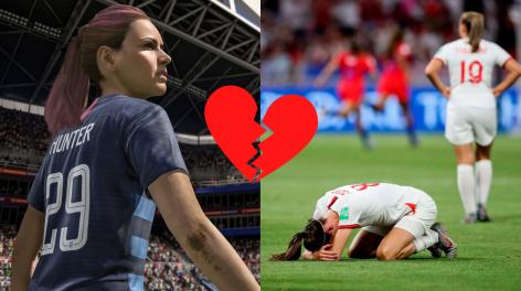 futbol femenino en videojuegos