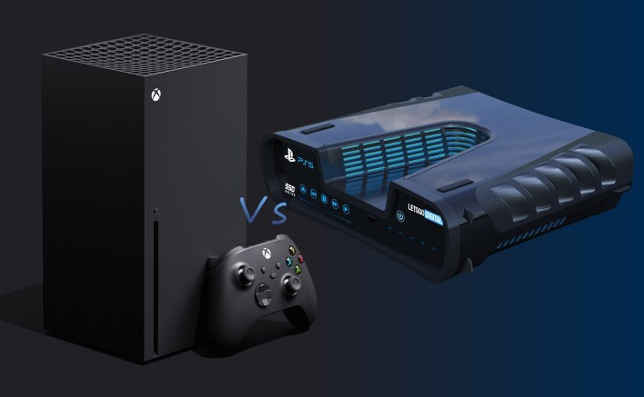 xbox series x playstation 5