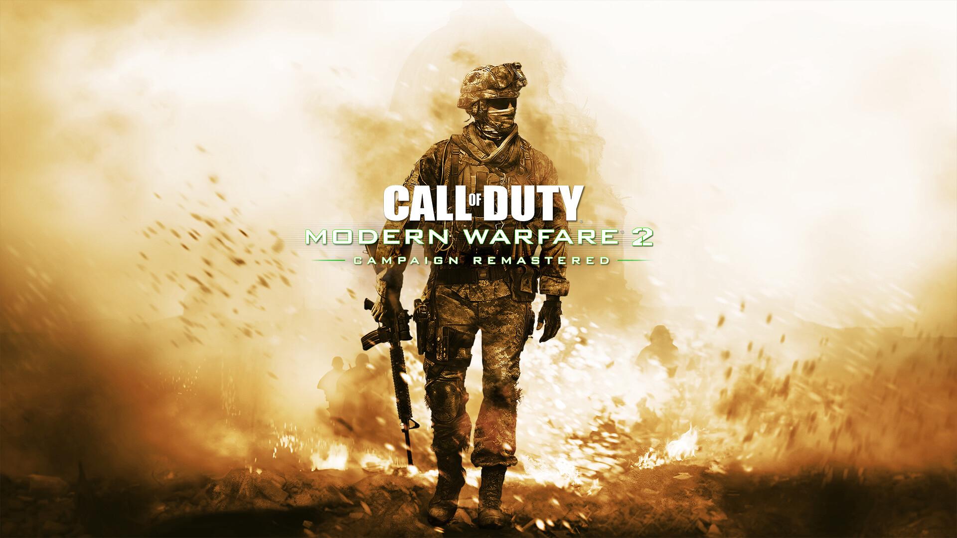 cod modern warfare 2 remasterizado