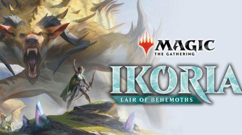 magic the gathering ikoria