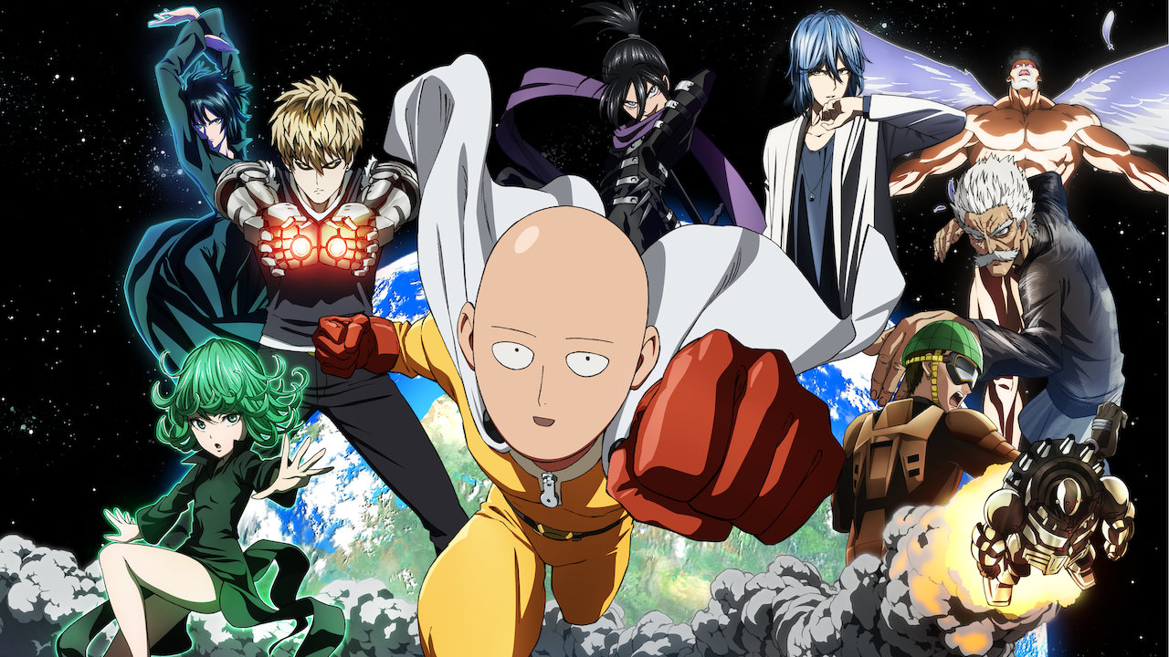 one punch man peliculas