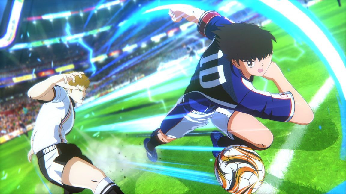 captain tsubasa videojuego ediciones