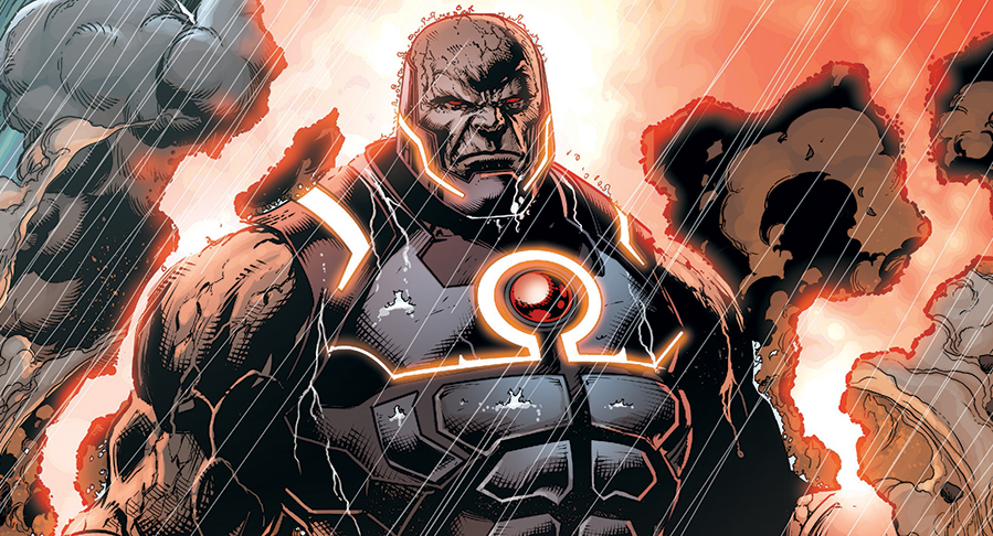darkseid en justice league