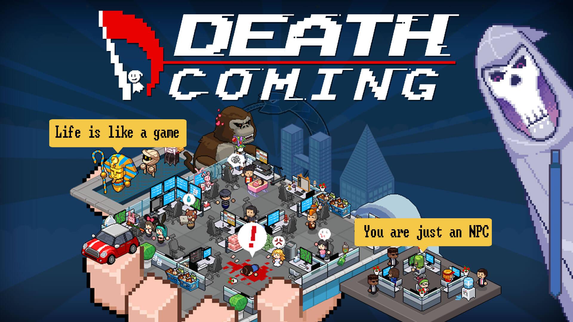 death coming gratis pc