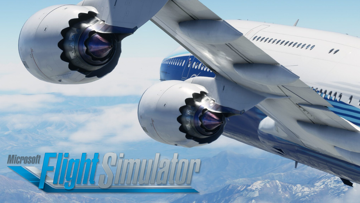 microsoft flight simulator boeing