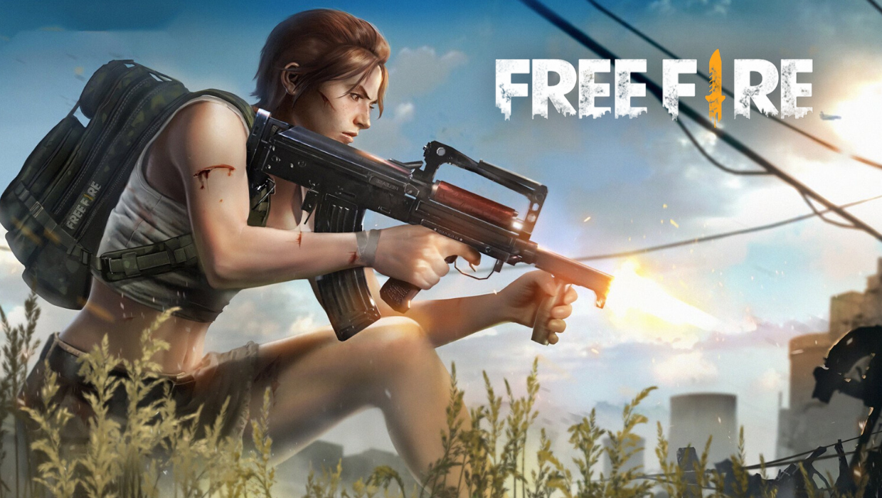 free fire personajes
