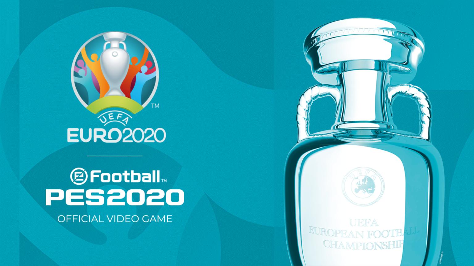 pes 2020 euro