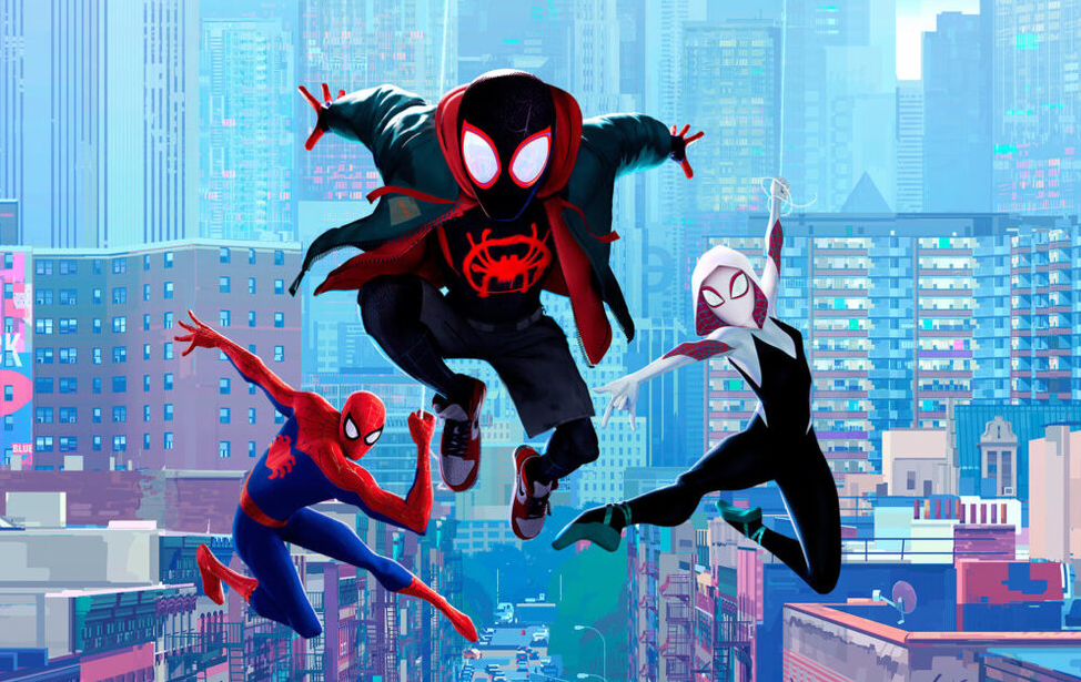 into the spiderverse 2