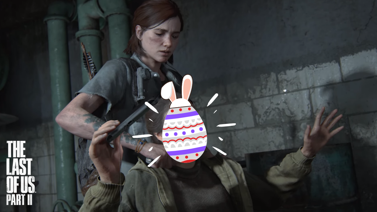 easter egg the last of us parte 2